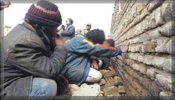 مبارزه با قاچاقچیان و جمع آوری معتادین متجاهر و بی خانمان